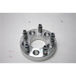 Garage Sale - Billet Aluminum Early Ford Wheel Adapters, 5 on 5 Inch to 5 on 5-1/2 Inch, 5 Lug
