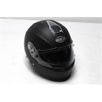 Garage Sale - Sparco 003304 WTX5 Racing Helmet, Flat Black, Size Large