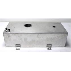 Garage Sale - T-Bucket Aluminum Fuel Tank, 14 Gallon Capacity