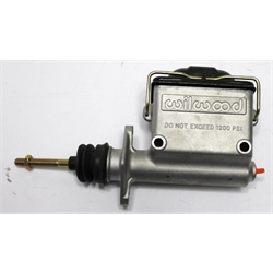 "Garage Sale - Wilwood High Volume Aluminum Master Cylinder, 1.00"" Bore"
