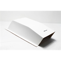 Garage Sale - GM-Style Fiberglass Hood Scoop, 39 x 21-1/2 x 9 Inch