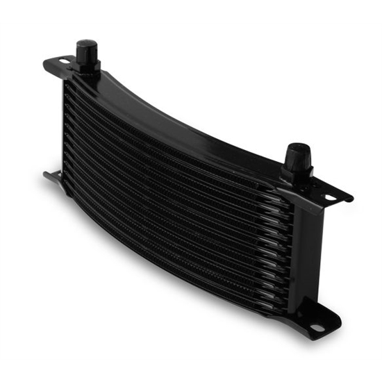 Garage Sale - Earls 71306AERL Black -6 AN 13 Row Oil Cooler Core, Narrow