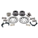 AFCO 7250-0200 Complete Rear Disc Brake Kit, 2-1/2 Inch Piston