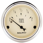 Auto Meter 1818 Antique Beige Air-Core Fuel Level Gauge