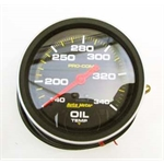 Garage Sale - Auto Meter 3-3/4 Inch Oil Temp Gauge