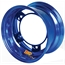 Aero 58-900540BLU 58 Series 15x10 Wheel, SP, 5 on WIDE 5, 4 Inch BS