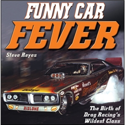 Book - Funny Car Fever