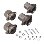 Flowmaster 15930 Ball Flange Kit 3 Inch Collector to 3 Inch