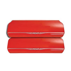 MSD 2970  Atomic LS Coil Covers LS2, LS3, LS7, Red