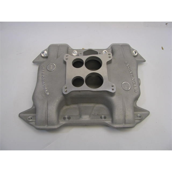 Garage Sale - Offenhauser Mopar 440 Single Quad Intake Manifold