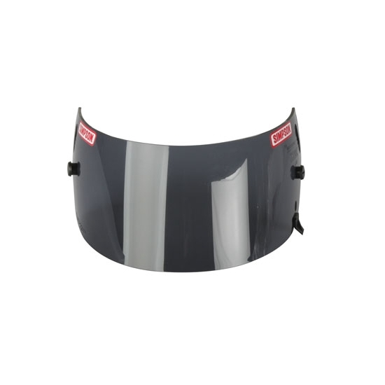 Simpson Racing Helmet Smoke Shield for Shark & Vudo