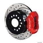 Wilwood 140-11348-DR FDL Rear Brake Kit, 55-57 Chevy 2.34 Off
