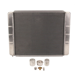 U-Weld-It Custom Aluminum Radiator Kit, 28 x 19 Inch