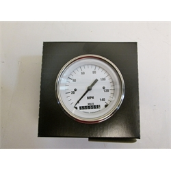 Garage Sale - Classic Instruments White Hot Series Speedometer