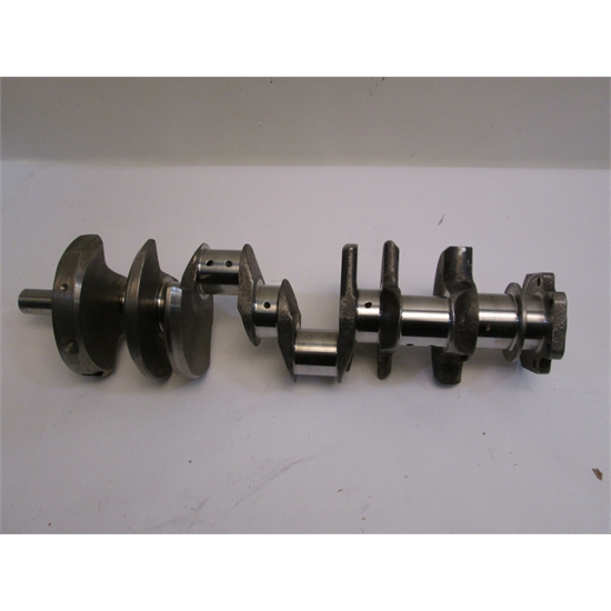 Speedway 350 Chevy Crankshaft, Two-Piece Main