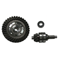 Halibrand Ring and Pinion Gears, Loaded w/ Bearings, 3.78 Gear Ratio