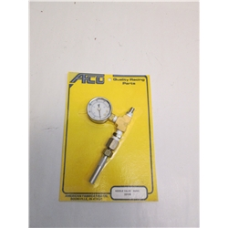 Garage Sale - AFCO Monotube Needle Valve Inflation Gauge