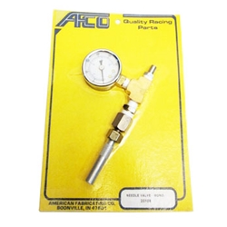 Garage Sale - AFCO 20108 Monotube Needle Valve Inflation Gauge
