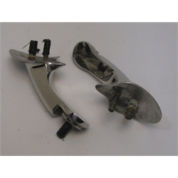 Garage Sale - 1932 Ford Lower Stanchions Kit - Stainless Steel