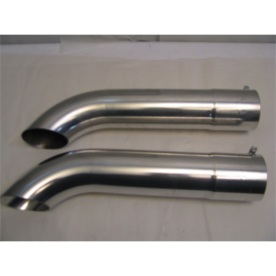 Garage Sale - Slip-Over Kickout Extension Pipes, AHC Coated, 3-1/2 X 20