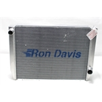 Garage Sale - Ron Davis Aluminum Chevy Radiator, 28 Inch