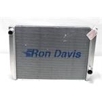 Garage Sale - Ron Davis Aluminum Chevy Radiator, 28 Inch
