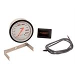 Classic Instruments SF71WBLF Salt Flat 5 Inch Speedometer, Sky Drive