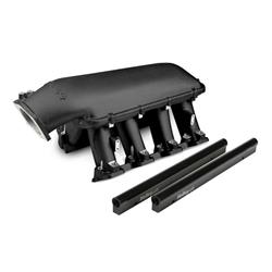 Holley 300-123BKLS Hi-Ram EFI Manifold, Black