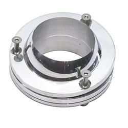 Ididit 2402500040 Steering Column Ball Swivel Lower Mount, 2-1/4 Inch