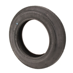 Moroso 17050 Drag Special Front Tire, 25.25 x 5.50 x 15 In, Blackwall
