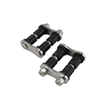 Nylon Shackle Kits, 2 Inch Wide Spring