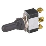 Double Throw Toggle Switch with Boot