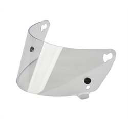 Omega Clear Shield - Fits Simpson V-Sport &amp; Voyager Helmets