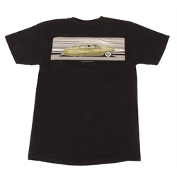 MAX GRUNDY Streamline 50 T-Shirt, Black