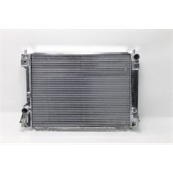 Garage Sale - AFCO 81281Z 2005-2009 Mustang GT Aluminum Radiator, Polished