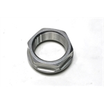 Garage Sale - Aluminum Hex Axle Nut, 2-1/2 Inch LH