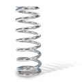AFCO 27300-1CR 7 Inch Extreme Chrome Coil-Over Spring, 300 Rate