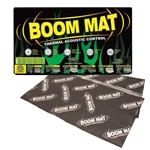 DEi 050222 Boom Mat Damping Material, 12-1/2 x 24 Inch, 5 Sheets