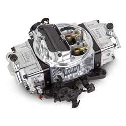 Holley 0-76650BK 650 CFM Ultra Double Pumper Carburetor, Black