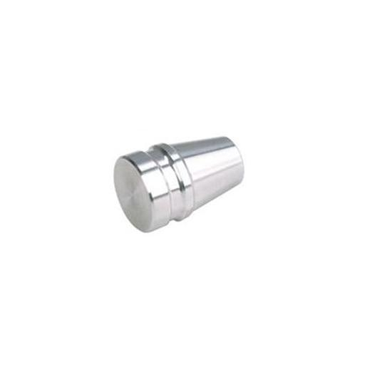 Ididit 2503200040 Universal Billet Aluminum Knob, 10-24 Thread