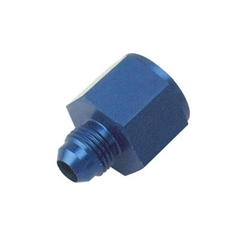 Aluminum -12 AN Female to -8 AN Male Reducer Fitting