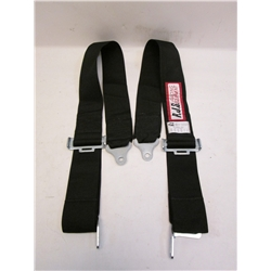 Garage Sale - RJS 50518 Latch And Link 3 Inch Bolt In Shoulder Harness, Floor/Bar Mount