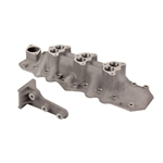 Offenhauser 1072 1932-1941 Ford Flathead Triple Carb Intake Manifold