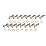 TI64 353 Titanium Beadlock Bolt Kit, 5/16-18 x 1 Inch Thread