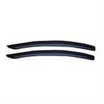 SoffSeal 5111R 66-67 Chevelle Quarter Window Seals, Hdtp, Conv