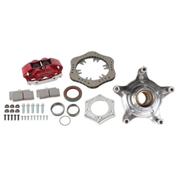 Garage Sale - Ultra Lite Complete Late Model Brake Kit, Left Rear