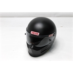 Garage Sale - Simpson Bandit SA2010 Racing Helmet, Flat Black, Size XL