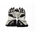 Garage Sale - Alpinestars Tech 1Z Racing Gloves, Black, Size XL