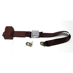 Garage Sale - Lift Latch Retractable Seat Belt, Red