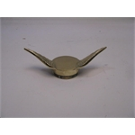 Garage Sale - Model T Gull Wing Undrilled Brass Radiator Cap
